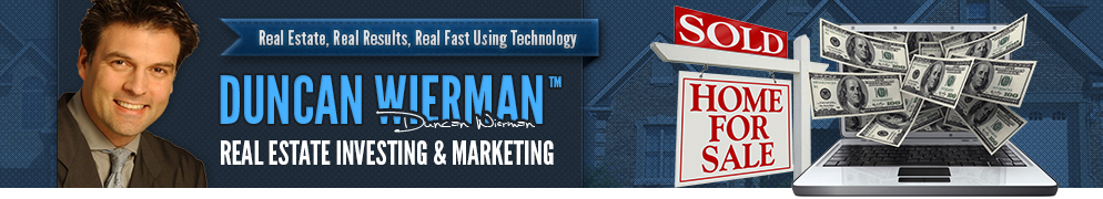 Duncan Wierman's Platinum Virtual Investing and Marketing System